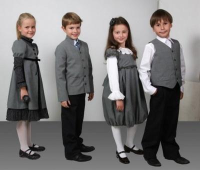 Школьная форма 2013: производители, ткани, где купить - фото №3