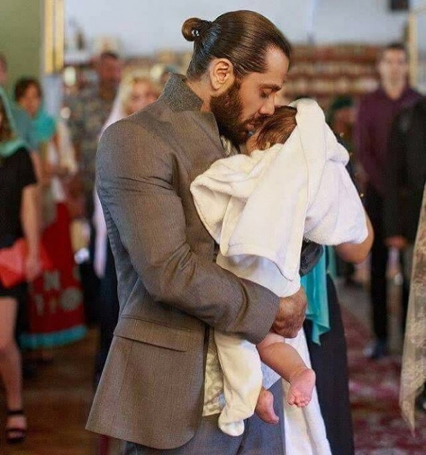 аслан ахмадов с сыном
