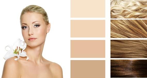 Как подобрать гардероб по цветотипу - фото №1