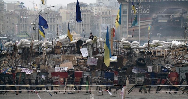 Сергей Лозница представил нашумевший фильм Майдан в Киеве - фото №2
