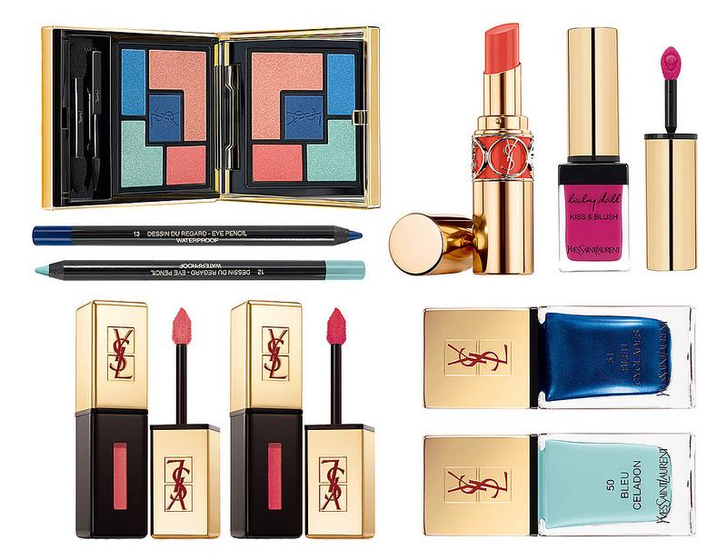 Обзор летних коллекций макияжа от известных брендов - фото №13