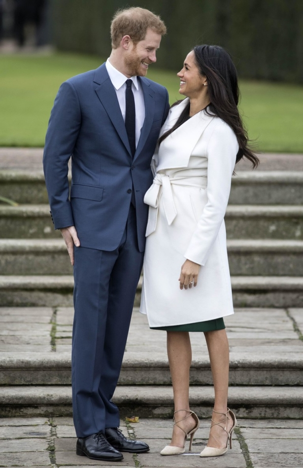 свадьба меган и гарри 2018