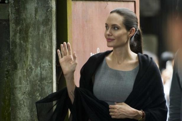 Джоли похудела 2016