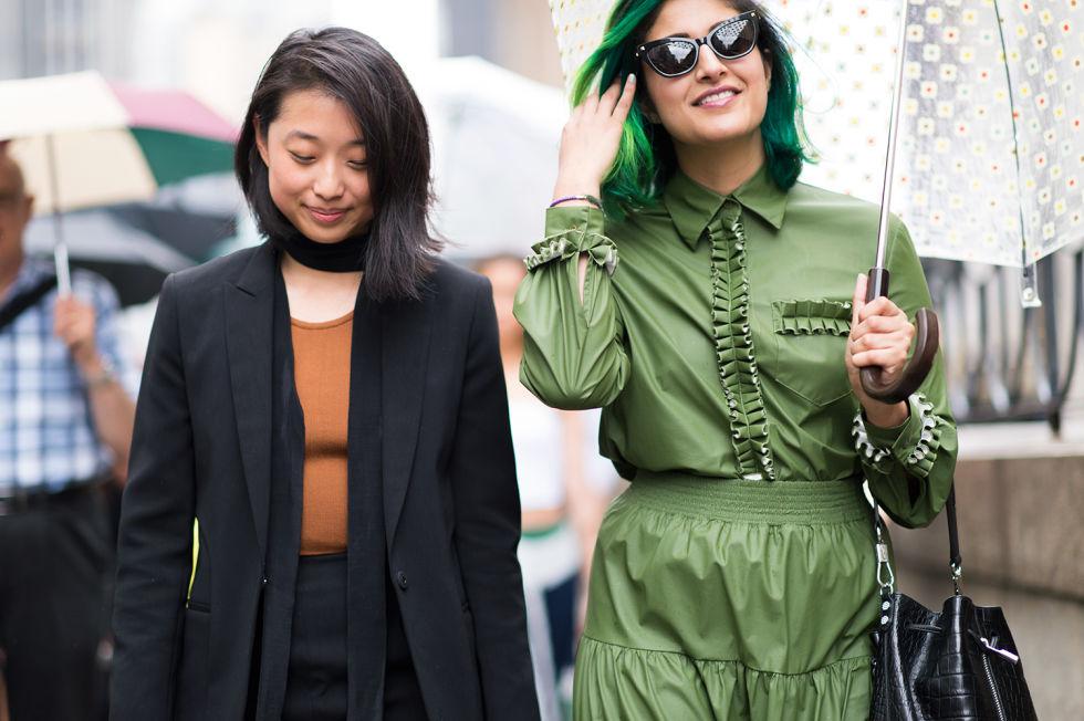 Неделя моды в Нью-Йорке 2015-16