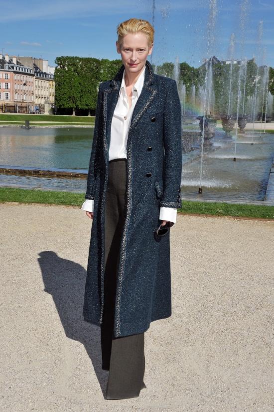 Chanel представил круизную коллекцию в Версале - фото №16