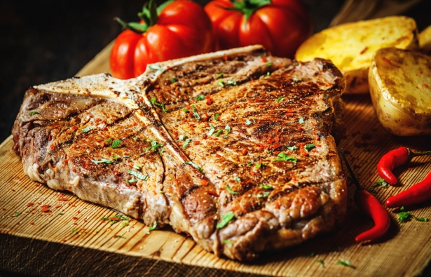 вред жареного мяса