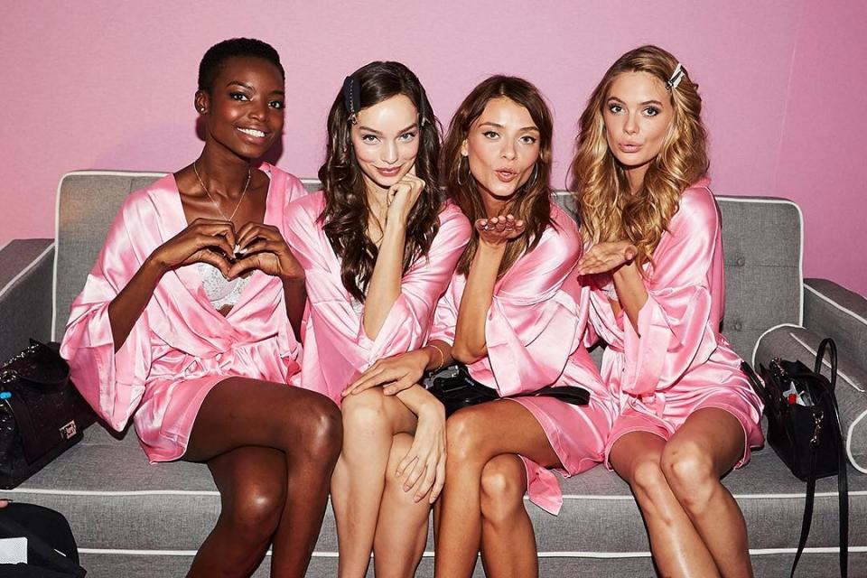 Шоу Victoria's Secret 2016 в Париже: свежие новости, фотографии моделей и видео с места событий (обновляется) - фото №13