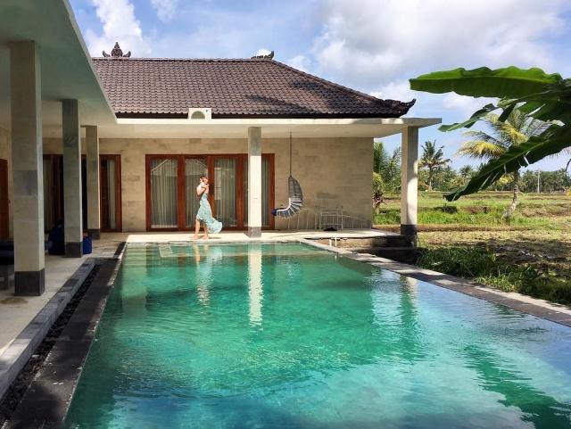 жить и работать на Бали