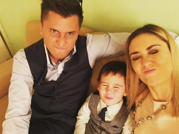прилучный семья