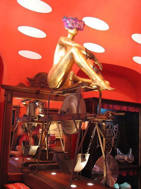 Самые известные музеи эротики и секса в Европе - фото №4