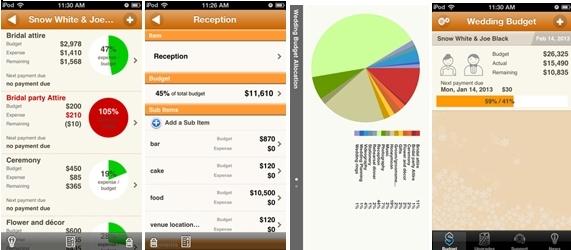 Мобильные приложения, которые помогут организовать свадьбу - фото №3