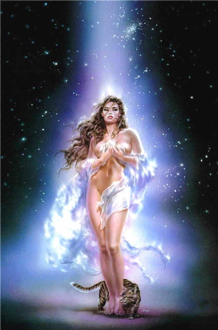 Женщина и космические циклы - фото №1