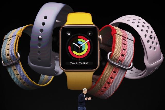 Презентация iPhone 8: чем отличается новый айфон от старого и что нового у Apple Watch - фото №1
