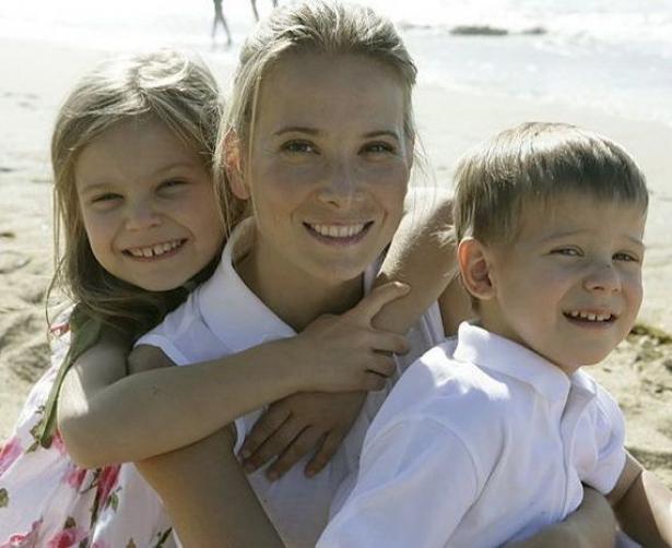 дети высоцкой фото
