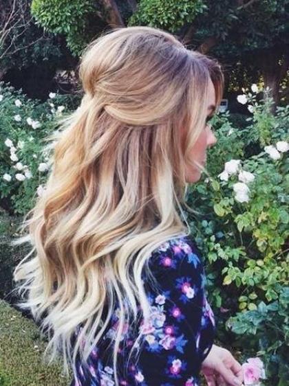 Какую прическу сделать на последний звонок: лучшие прически на длинные и средние волосы (ФОТО) - фото №36