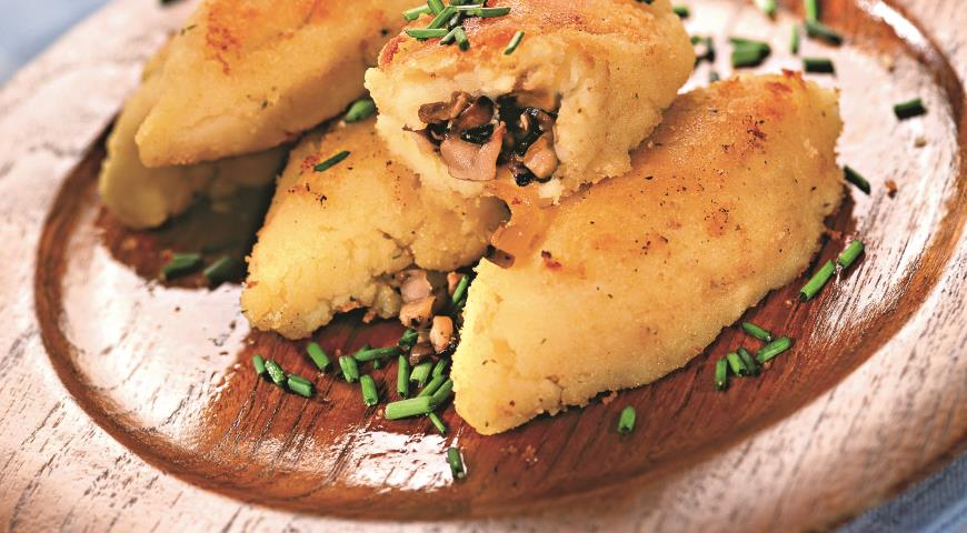 Постные блюда с грибами, от которых текут слюнки: картофельные рецепты, блинчики и плов - фото №3