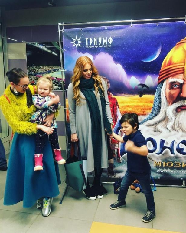 Анастасия Стоцкая беременна 2017