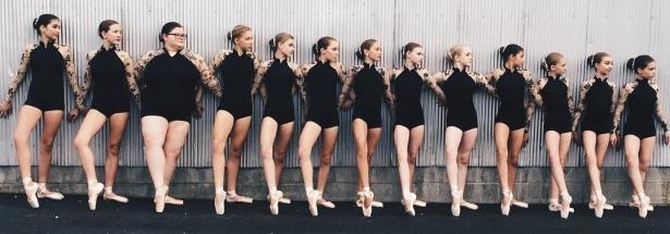 Нестандартная балерина: девушка с лишним весом доказала, что танцевать может каждый - фото №1