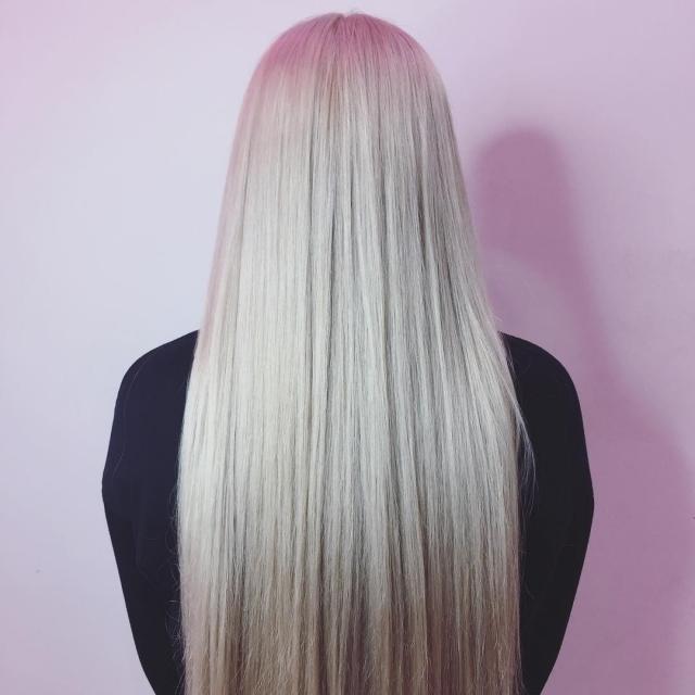 Модное пастельное окрашивание волос: 8 интересных идей - фото №4