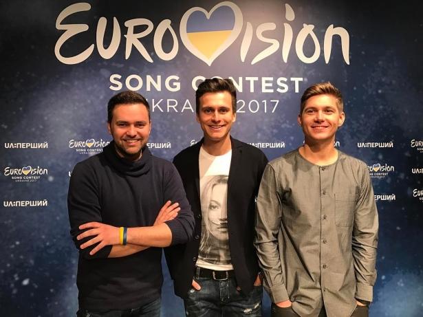 ведущие евровидения 2017