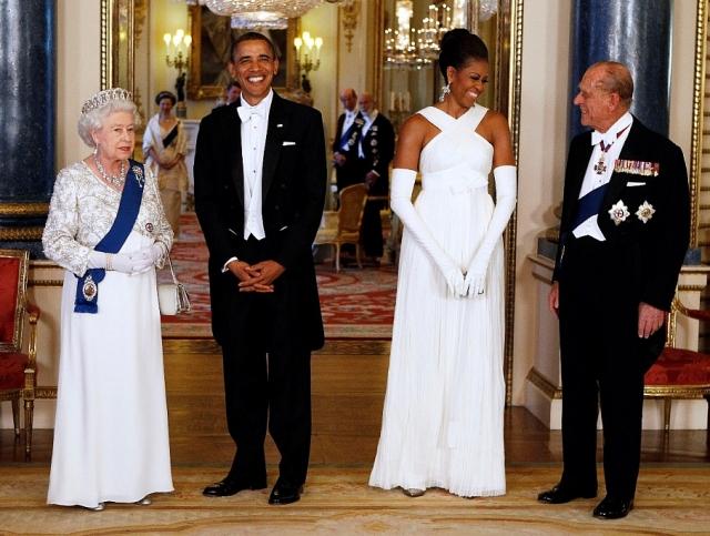 Дресс-код White Tie Кейт Миддлтон и принц Уильям