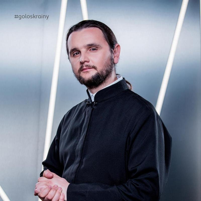 голос украины отец александр