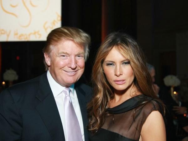 """Трамп прокомментировал нежелание Тома Форда одевать его жену: """"Никто и не просил!"""" - фото №1"""