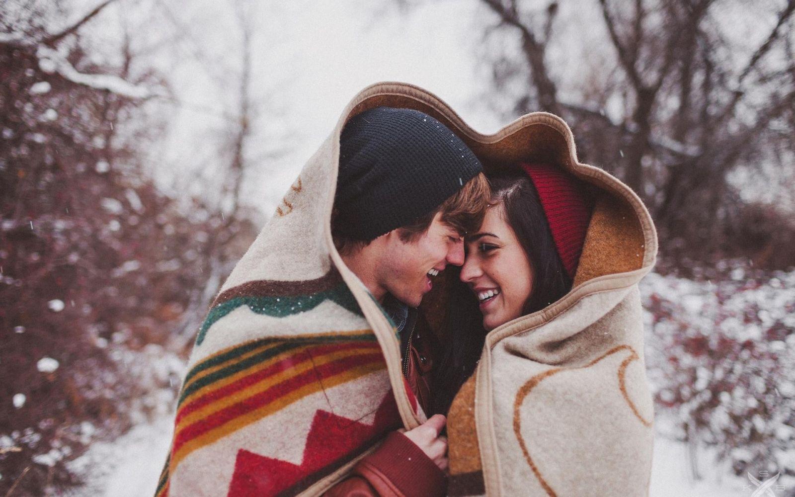 романтика зимой
