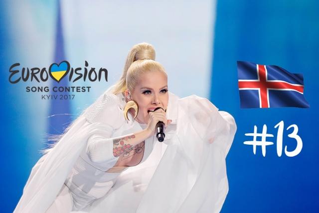 """Участнице """"Евровидения-2017"""" от Исландии SVALA грозит год тюрьмы за """"шалости"""" с флагом (ВИДЕО) - фото №1"""
