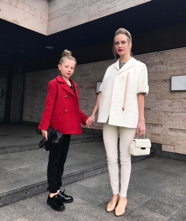 Певица Глюкоза показала повзрослевшую модницу-дочь (ФОТО) - фото №1