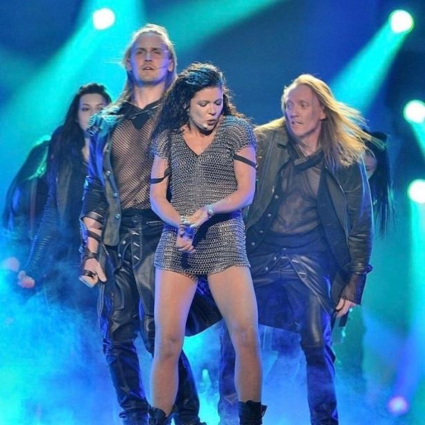 """Муж и продюсер Русланы опроверг информацию о том, что хедлайнером """"Евровидения-2017"""" должна была быть Леди Гага - фото №1"""