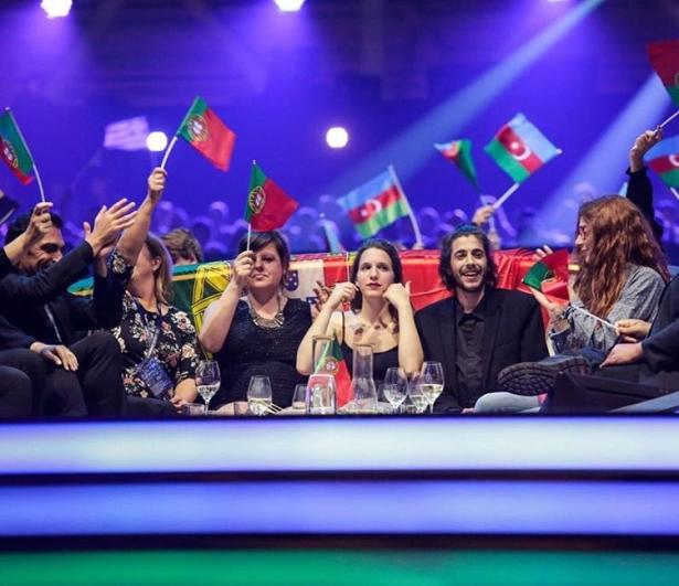 выступление сальвадора собрала в финале евровидения