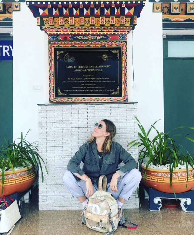 """Как отдыхают звезды: Ксения Собчак в Бутане тестирует """"эксклюзивный туризм"""" (ФОТО) - фото №1"""