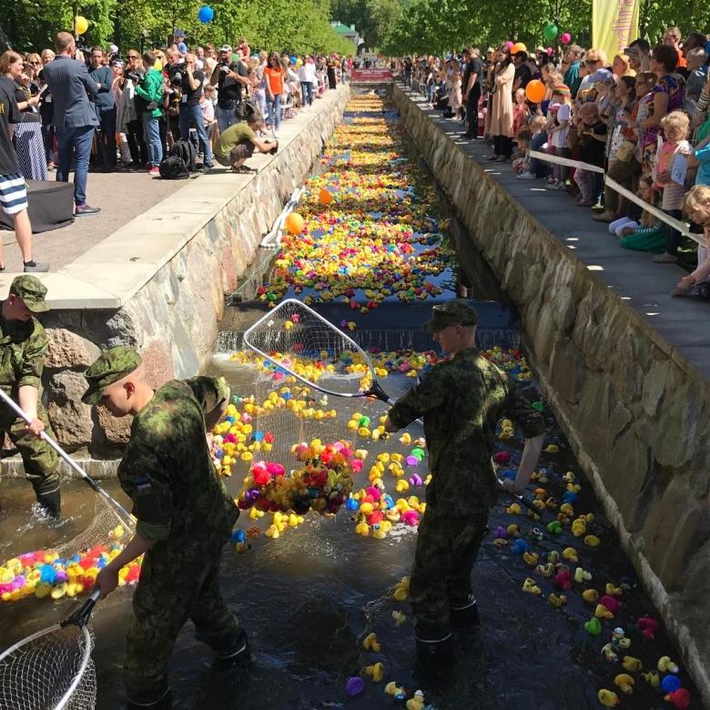 плюсы жизни в эстонии блог фото