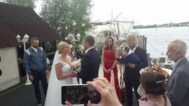 Официально: Тоня Матвиенко и Арсен Мирзоян сыграли свадьбу! (ФОТО+ВИДЕО торжества) - фото №1