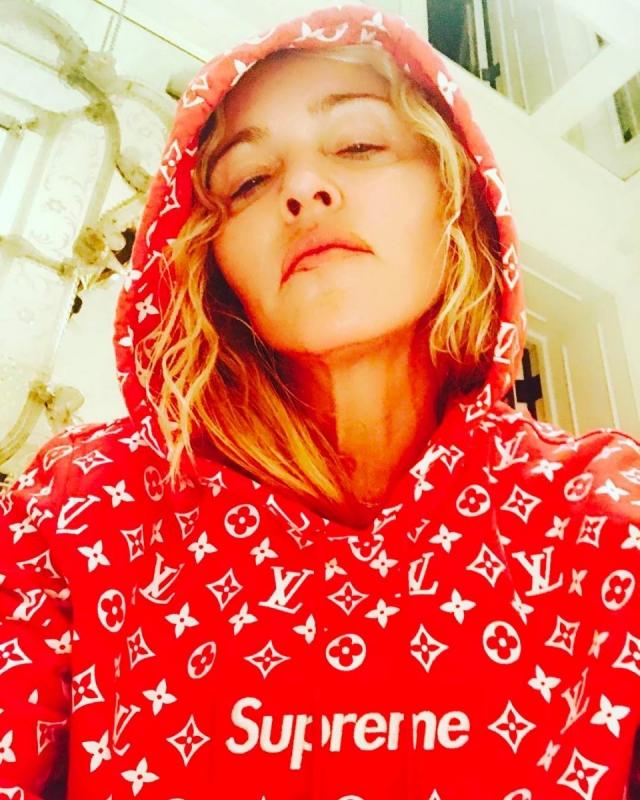 Жестокая естественность: 58-летняя Мадонна ужаснула лицом без косметики (ФОТО) - фото №1