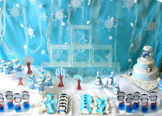 Пять креативных идей для детского праздника зимой - фото №1