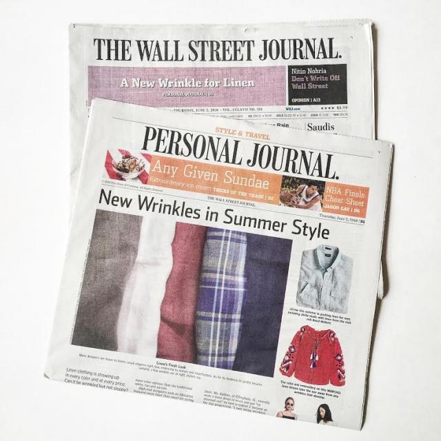 Идеальная вышиванка лета по версии Wall Street Journal