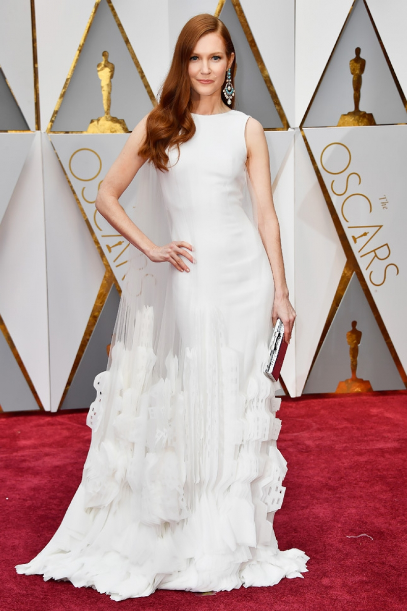 Оскар-2017: лучшие образы звезд на красной дорожке