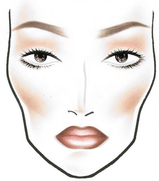 Как сделать макияж в стиле Nude - фото №2