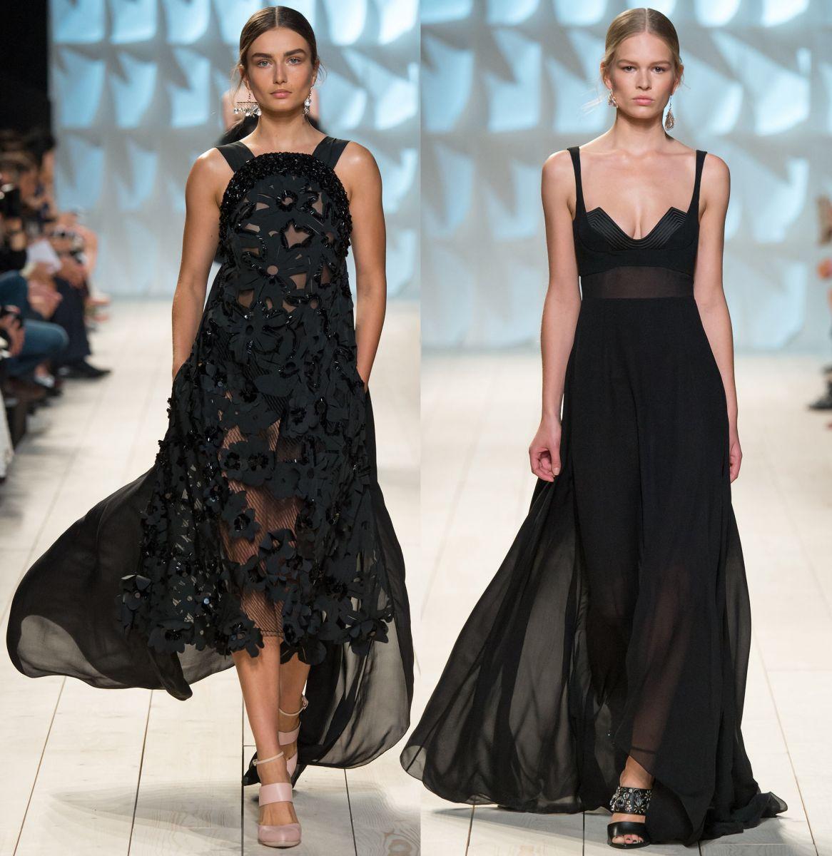 Неделя моды в Париже: Nina Ricci, весна-лето 2015 - фото №2