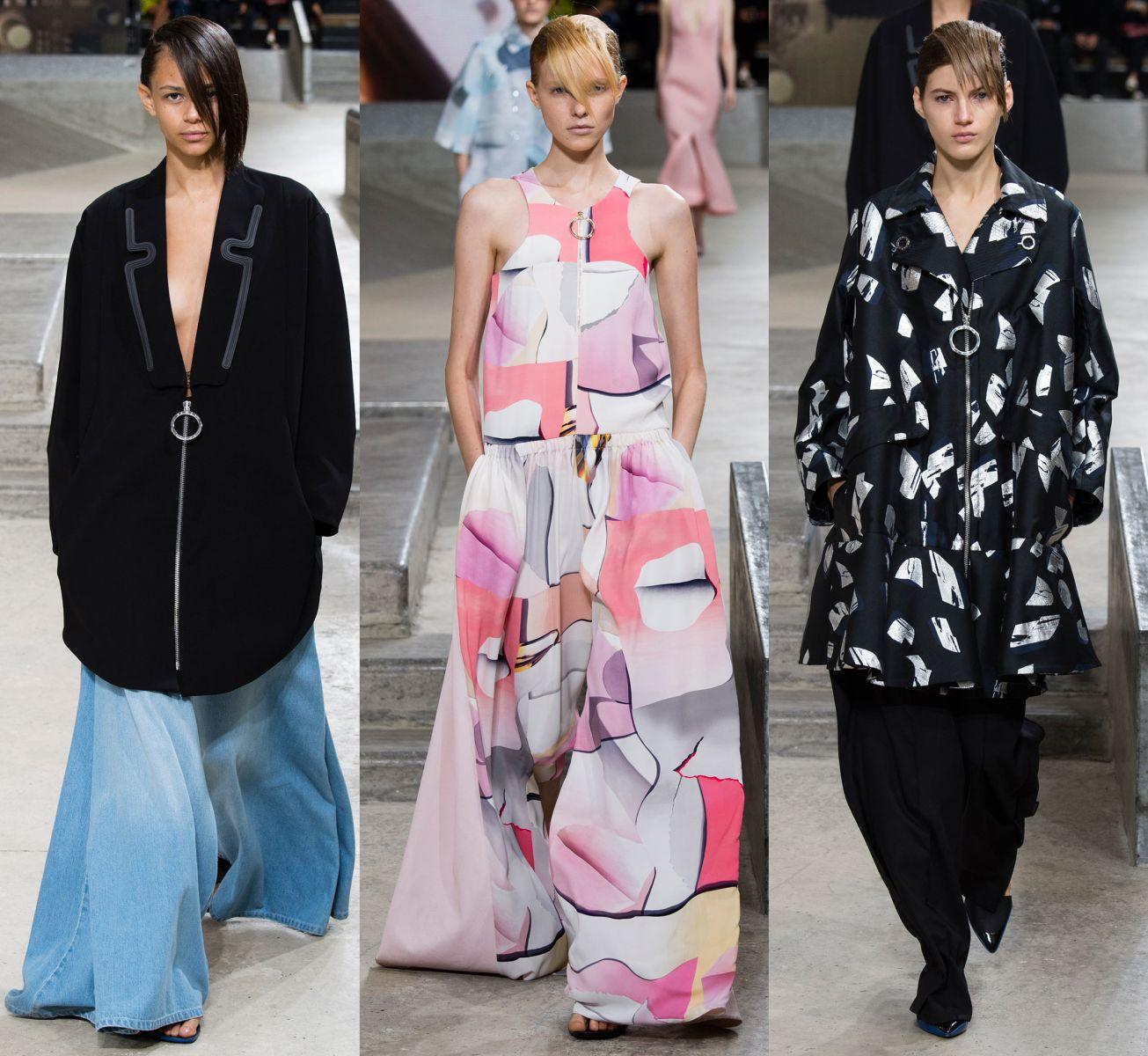 Неделя моды в Париже: Kenzo, весна-лето 2015 - фото №1