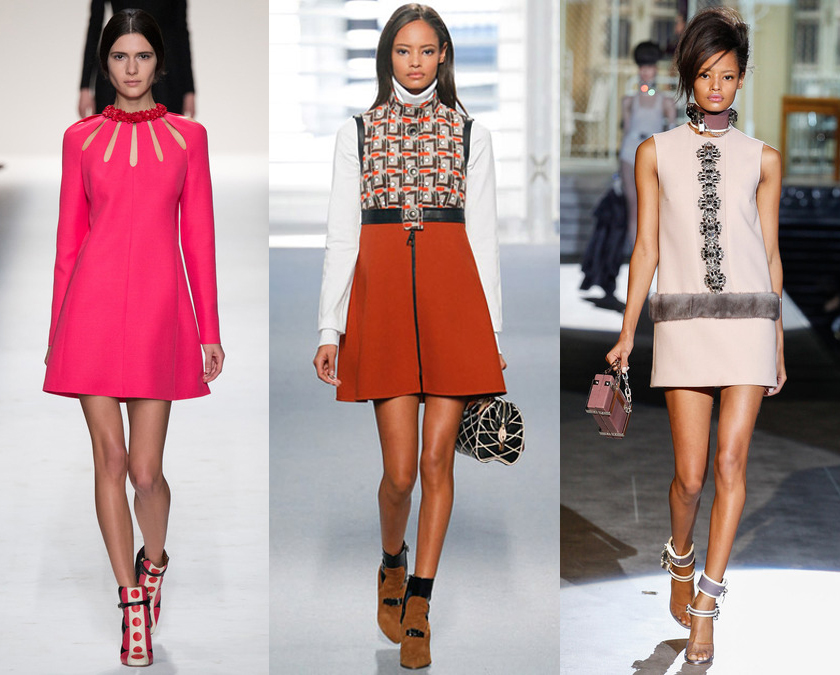 Как одеться в стиле 60-х - фото №3