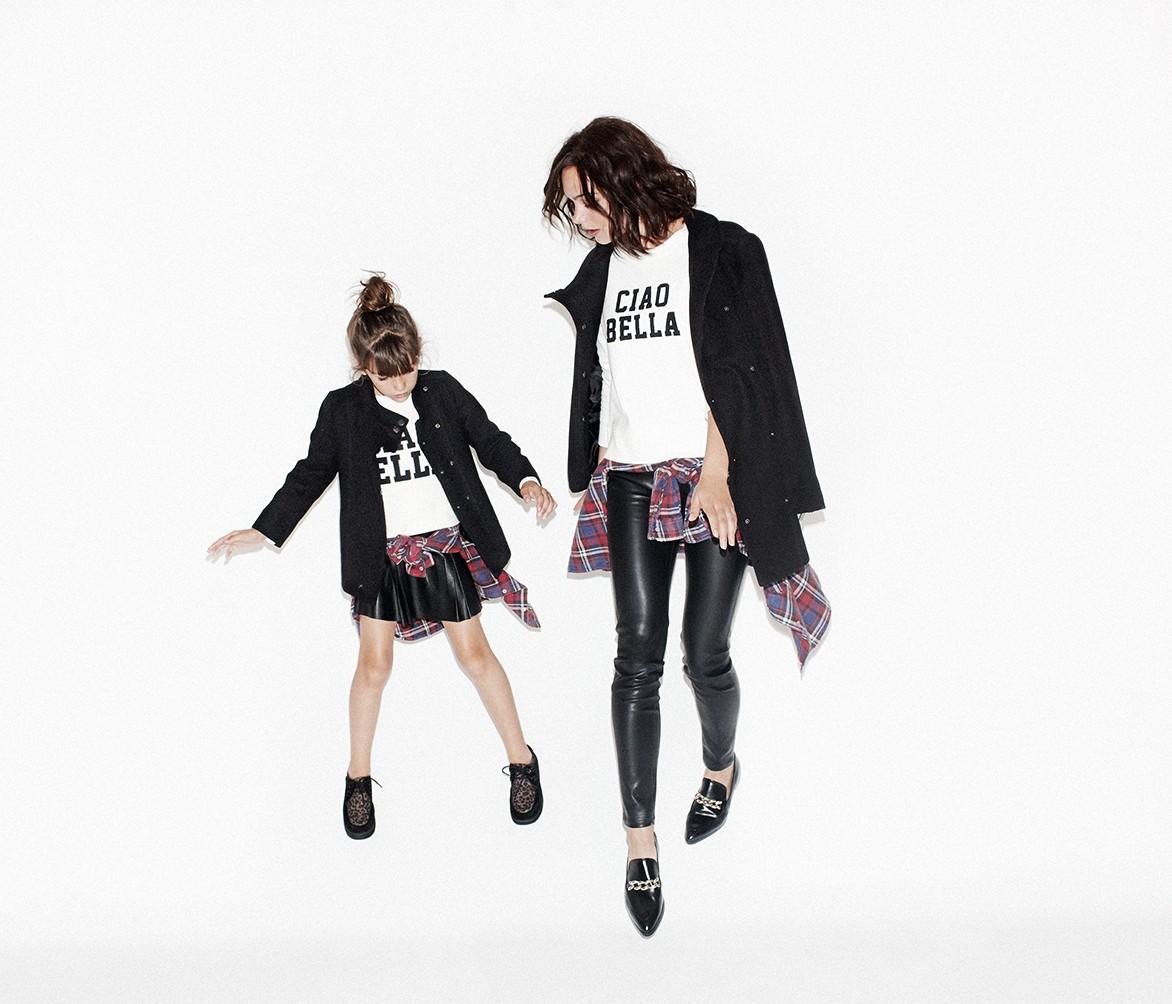Как одеться маме с дочкой - фото №2
