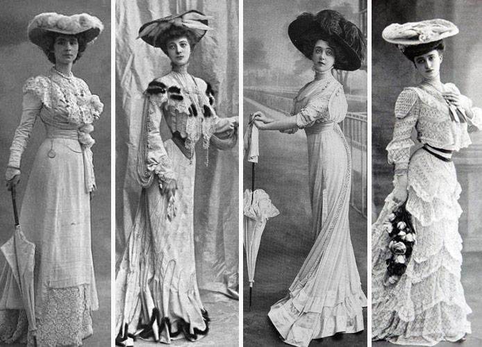 Как менялись женские фигуры в ХХ веке - фото №1