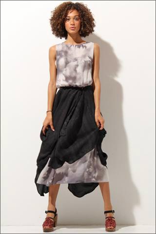 Мастер-класс: как носить одно платье в разных стилях - фото №2