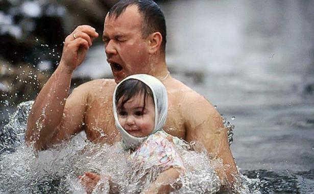 крещение дата