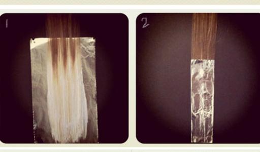 Мастер-класс: окрашивание в стиле ombre hair. Фото - фото №2
