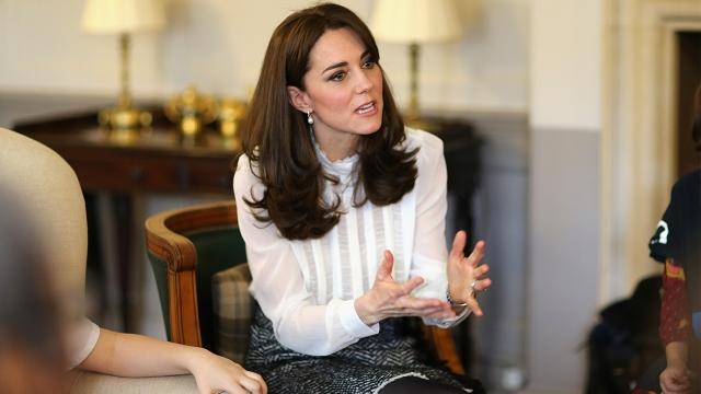 Полная речь Кейт Миддлтон о сложностях материнства и послеродовой депрессии - фото №1