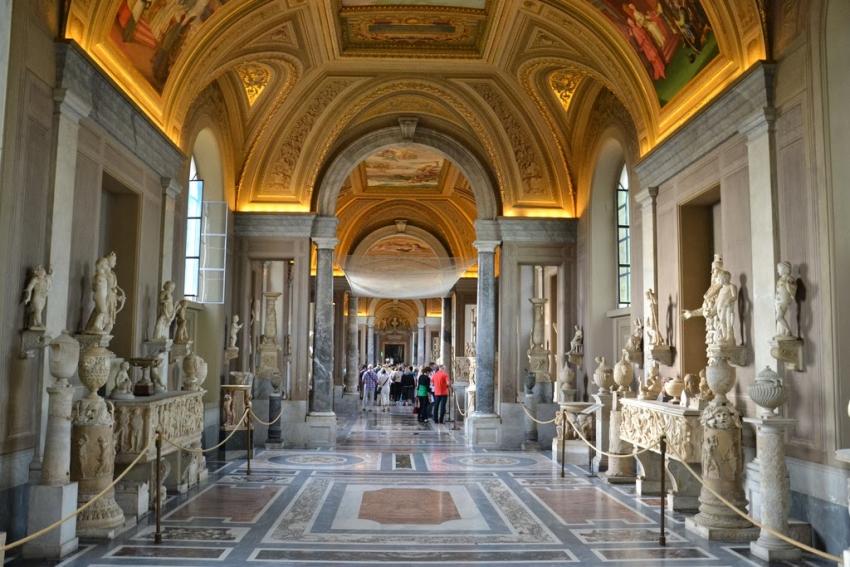 Музей Ватикана (Рим)
